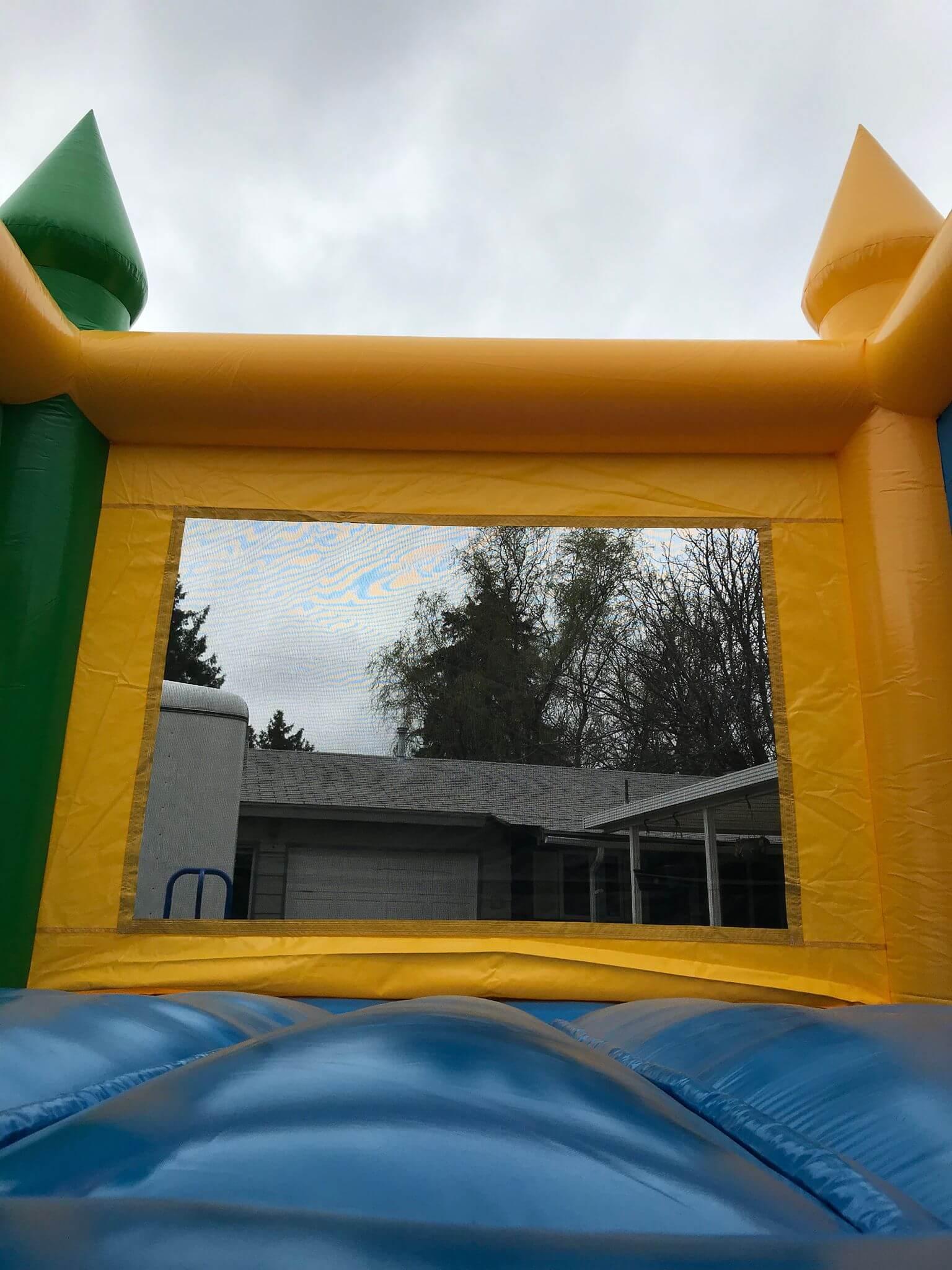 Basic Bouncy house