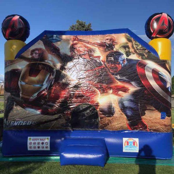 Slide Bouncy House