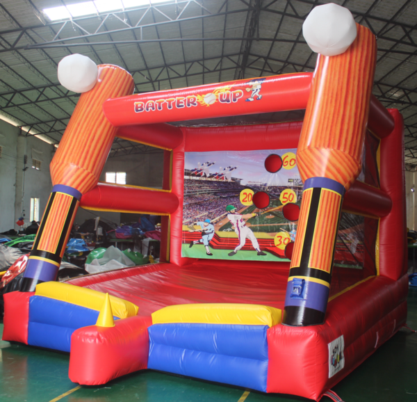 inflatable baseball interactive game (5)