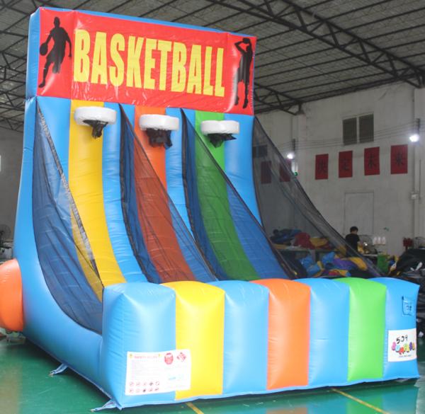 inflatable basketball shooting game (1)