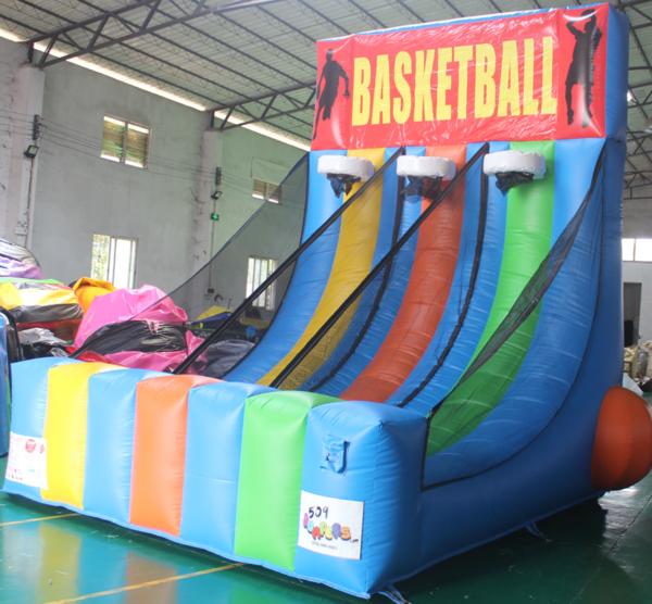inflatable basketball shooting game (3)