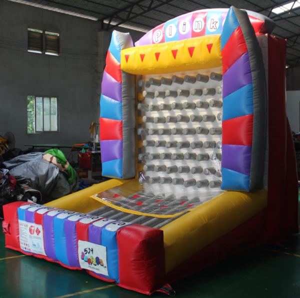 inflatable interactive plinko game (4)